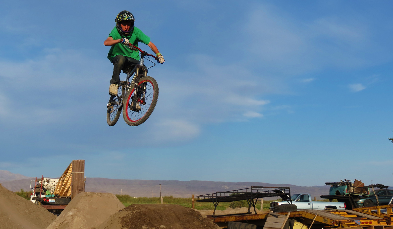 day 4 007 - Moosey - Mountain Biking Pictures - Vital MTB