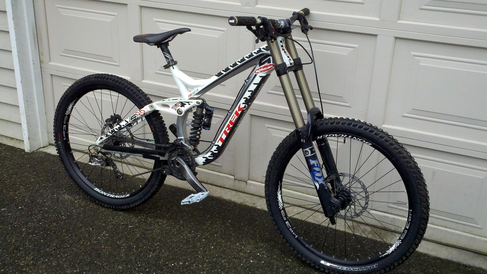 my 2011 season ride