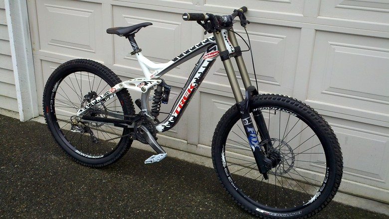 my 2011 season ride