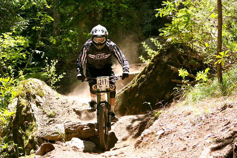 Lower Rock Garden - Turnerdhr23 - Mountain Biking Pictures - Vital MTB