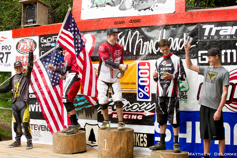 Junior Expert Podium - Port  Angeles Day Four - Mountain Biking Pictures - Vital MTB