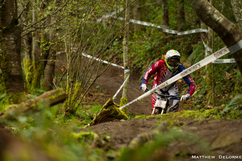 Brad Benedict - Port  Angeles Day Four - Mountain Biking Pictures - Vital MTB