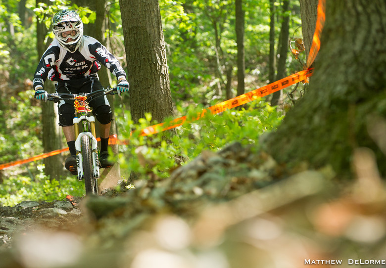 Logan Mulally - Duryea Downhill - Mountain Biking Pictures - Vital MTB
