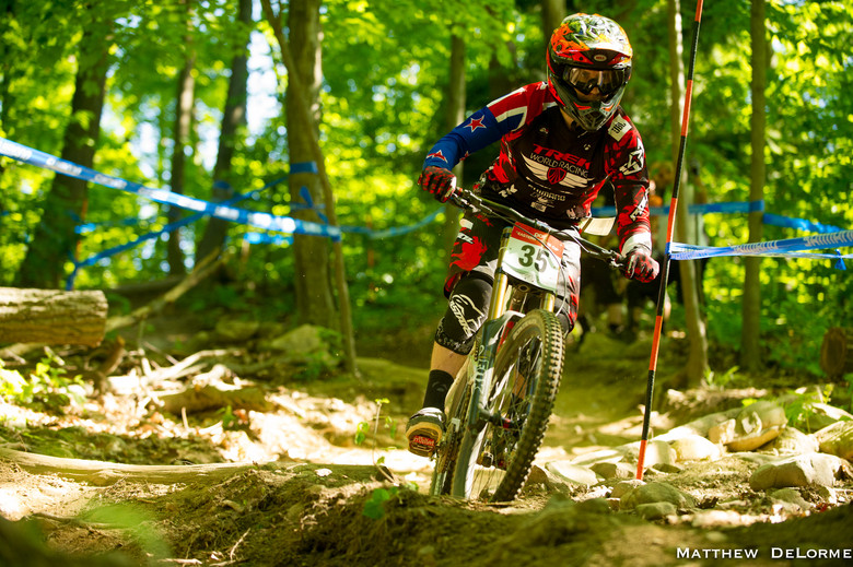 Justin Leov - Mountain Creek PRO GRT  - Mountain Biking Pictures - Vital MTB