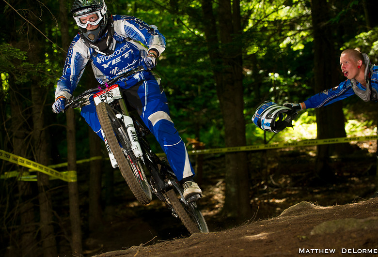 Tim White - mdelorme - Mountain Biking Pictures - Vital MTB