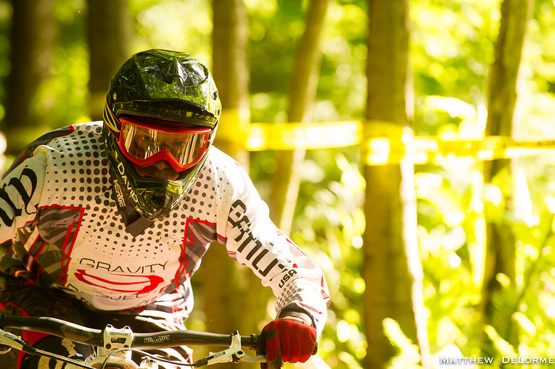 David Milkiewicz - mdelorme - Mountain Biking Pictures - Vital MTB