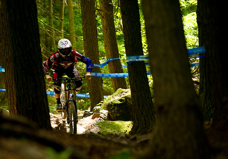 Justin Leov Wins the Highland MTB Grand Prix - Grand Prix of MTB Highland - Mountain Biking Pictures - Vital MTB