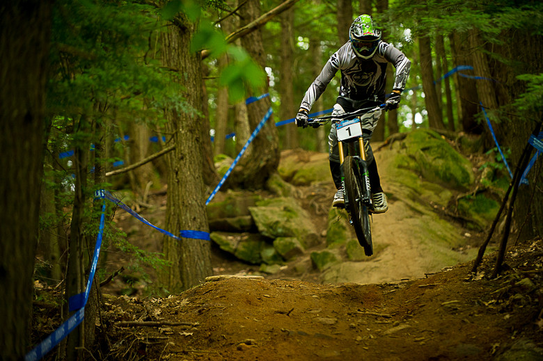 Dennis Dertell - Grand Prix of MTB Highland - Mountain Biking Pictures - Vital MTB