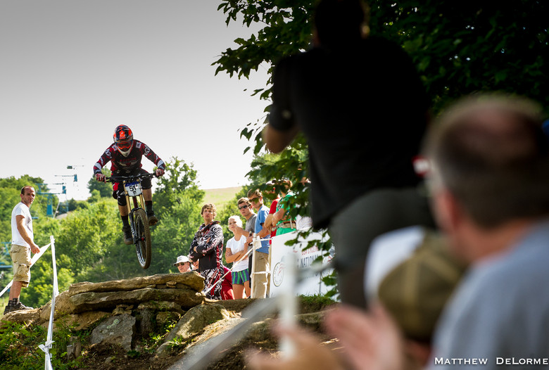 Neko Mulally Second Place - U.S. National Champs  Finals - Mountain Biking Pictures - Vital MTB