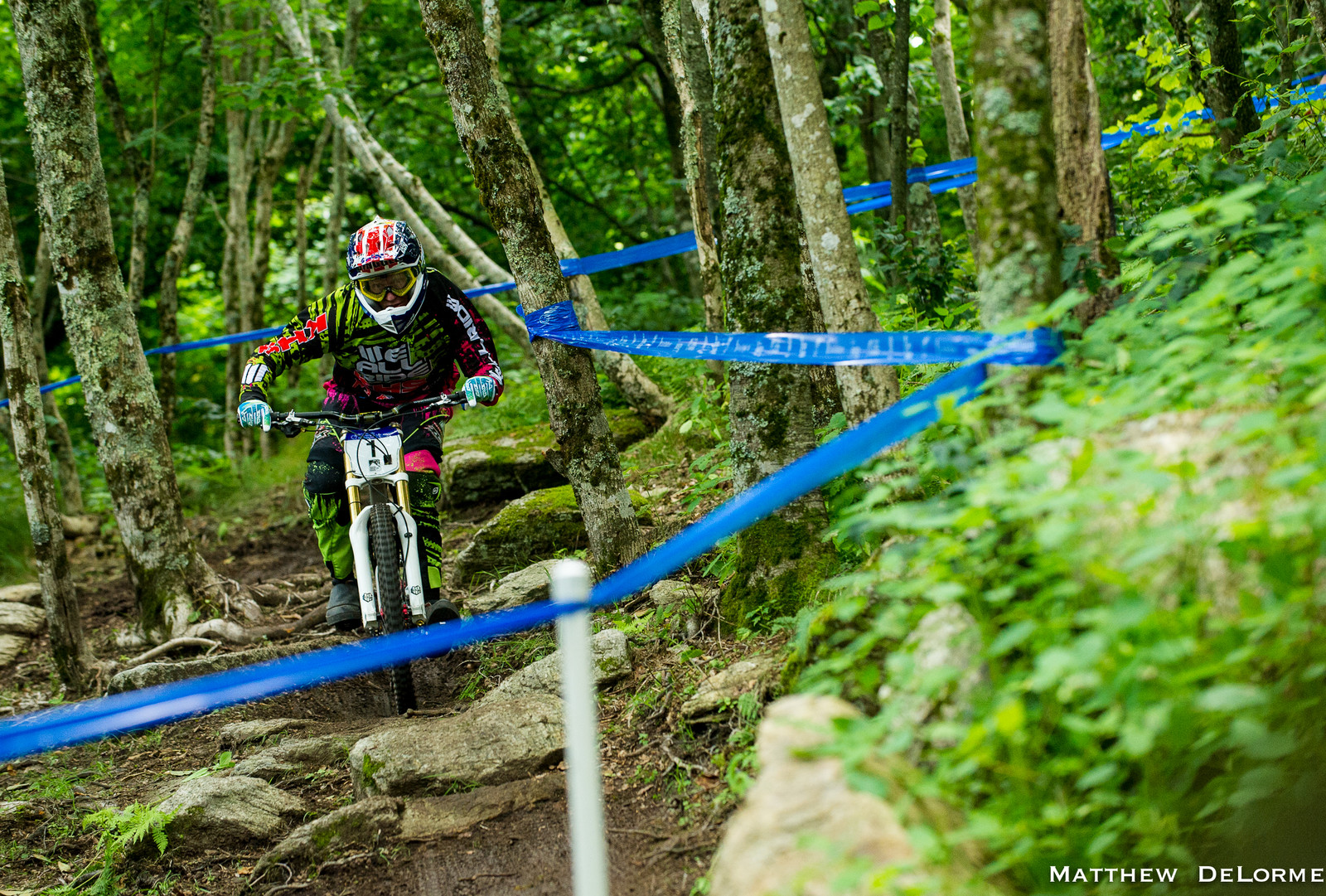 Logan Binggeli - U.S. National Champs  Finals - Mountain Biking Pictures - Vital MTB