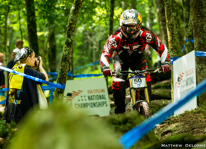 U.S. National DH Championships Finals Action. Gwin Wins! - U.S. National Champs  Finals - Mountain Biking Pictures - Vital MTB
