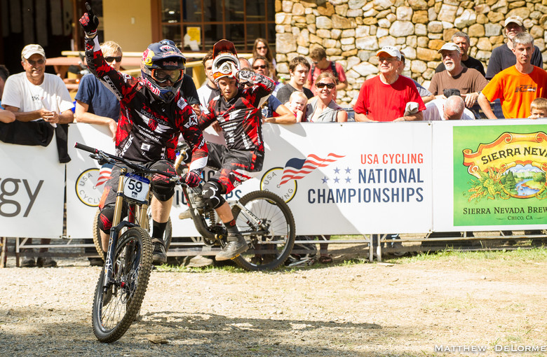Number One - U.S. National Champs  Finals - Mountain Biking Pictures - Vital MTB