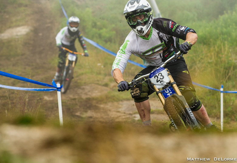 Art Babcock and Nic Dudukovich - U.S. National Champs  Finals - Mountain Biking Pictures - Vital MTB