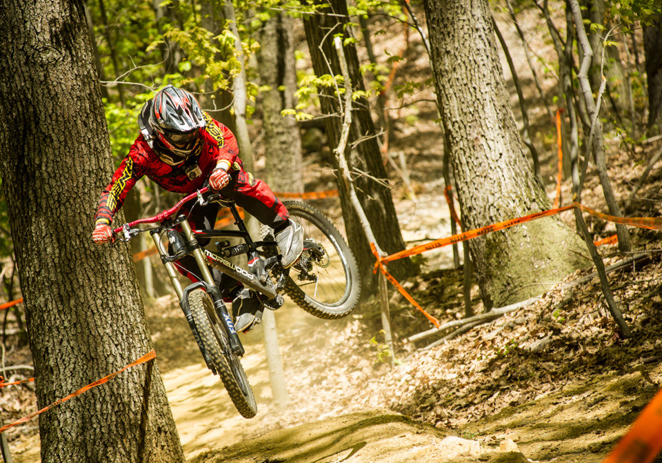 Unknown Rider - Duryea Downhill - Mountain Biking Pictures - Vital MTB