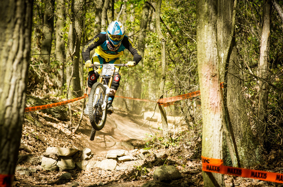 B.J. Treglia - Duryea Downhill - Mountain Biking Pictures - Vital MTB