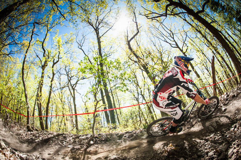 Race Report: Brook MacDonald Wins the 2013 Duryea Downhill in Reading, PA - Duryea Downhill - Mountain Biking Pictures - Vital MTB