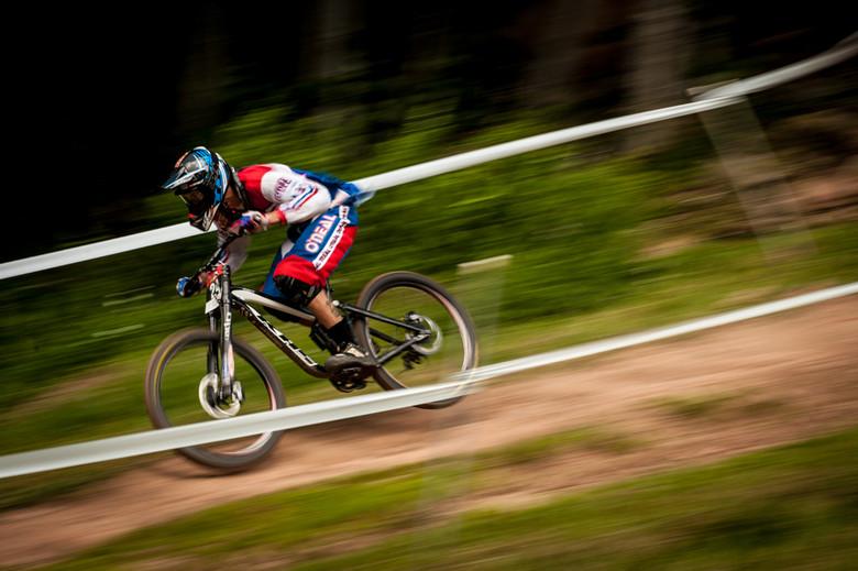 Kevin Aiello, 3rd Place ProGRT Snowshoe West Virgina  - Snowshoe Pro GRT - Mountain Biking Pictures - Vital MTB