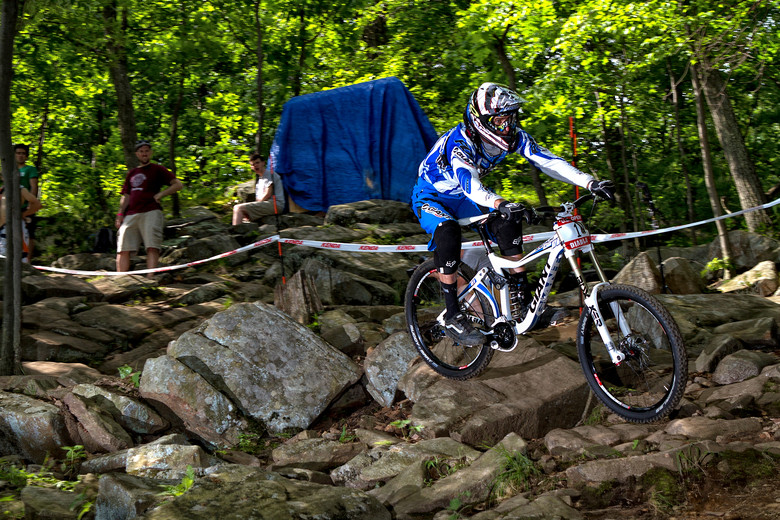 Andrew Neethling - 2011 US Open DH Qualifications - Mountain Biking Pictures - Vital MTB