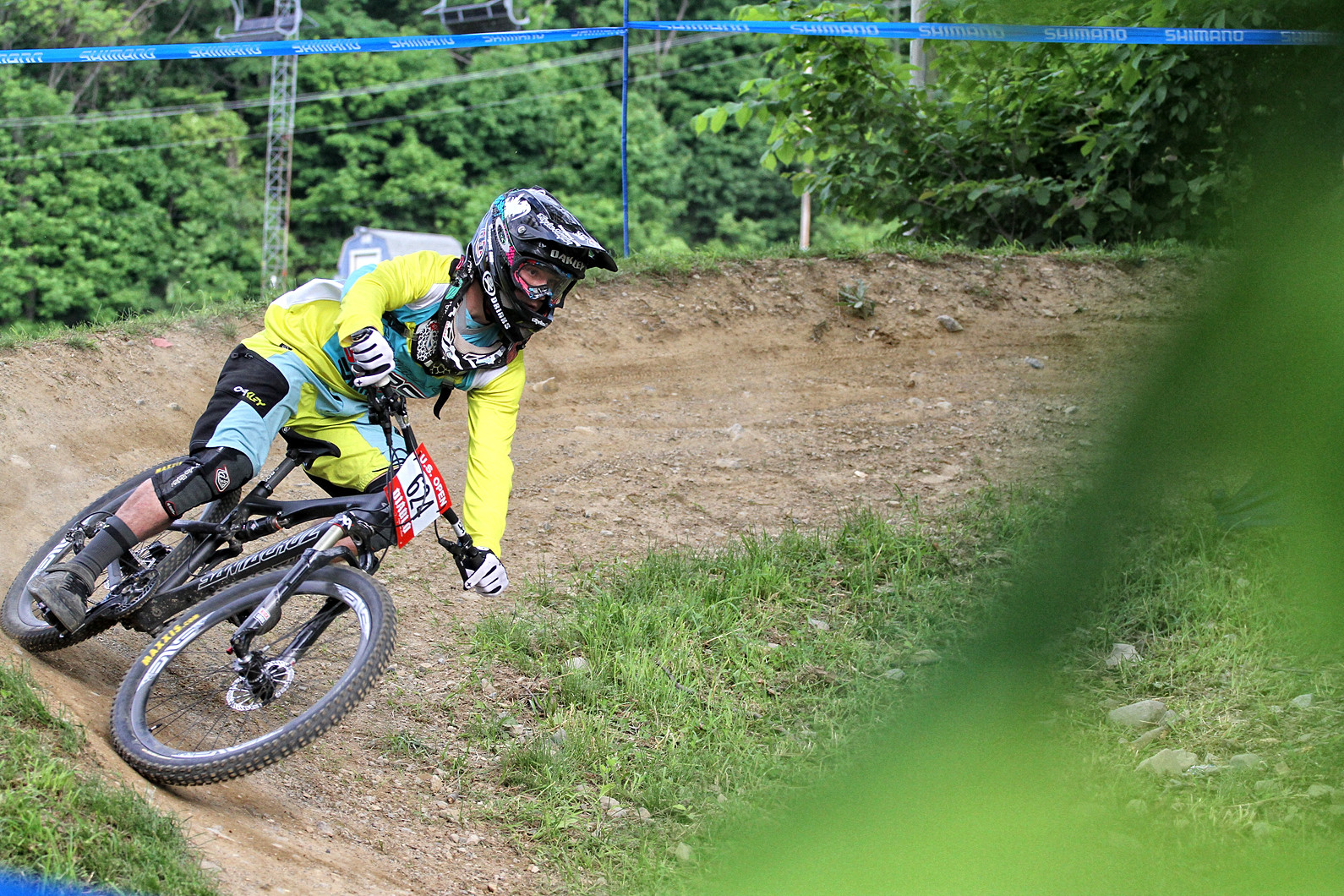 Mitch Ropelato - 2011 US Open Giant Slalom Finals - Mountain Biking Pictures - Vital MTB