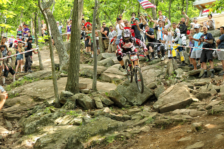 Gwinning! - 2011 US Open DH Finals - Mountain Biking Pictures - Vital MTB