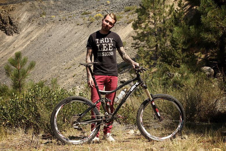 Pro Bikes from Oregon Enduro - Duncan Riffle's Norco Sight - corytepper.com - Mountain Biking Pictures - Vital MTB