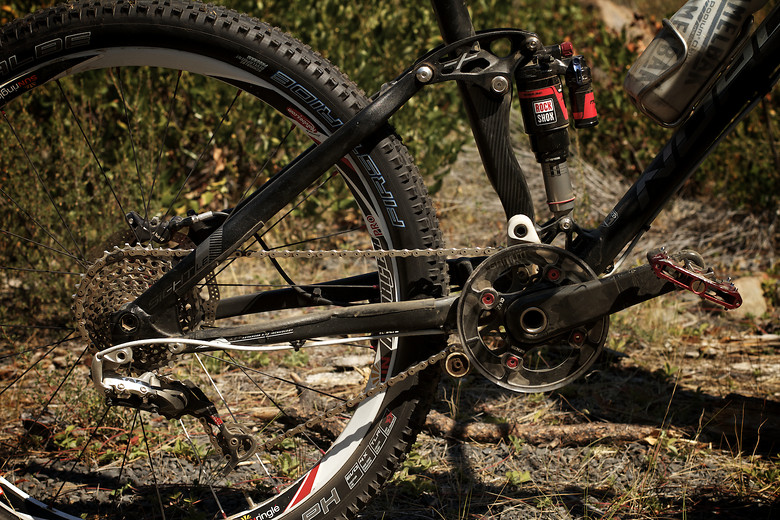Duncan Riffle's Norco Sight Drivetrain - corytepper.com - Mountain Biking Pictures - Vital MTB