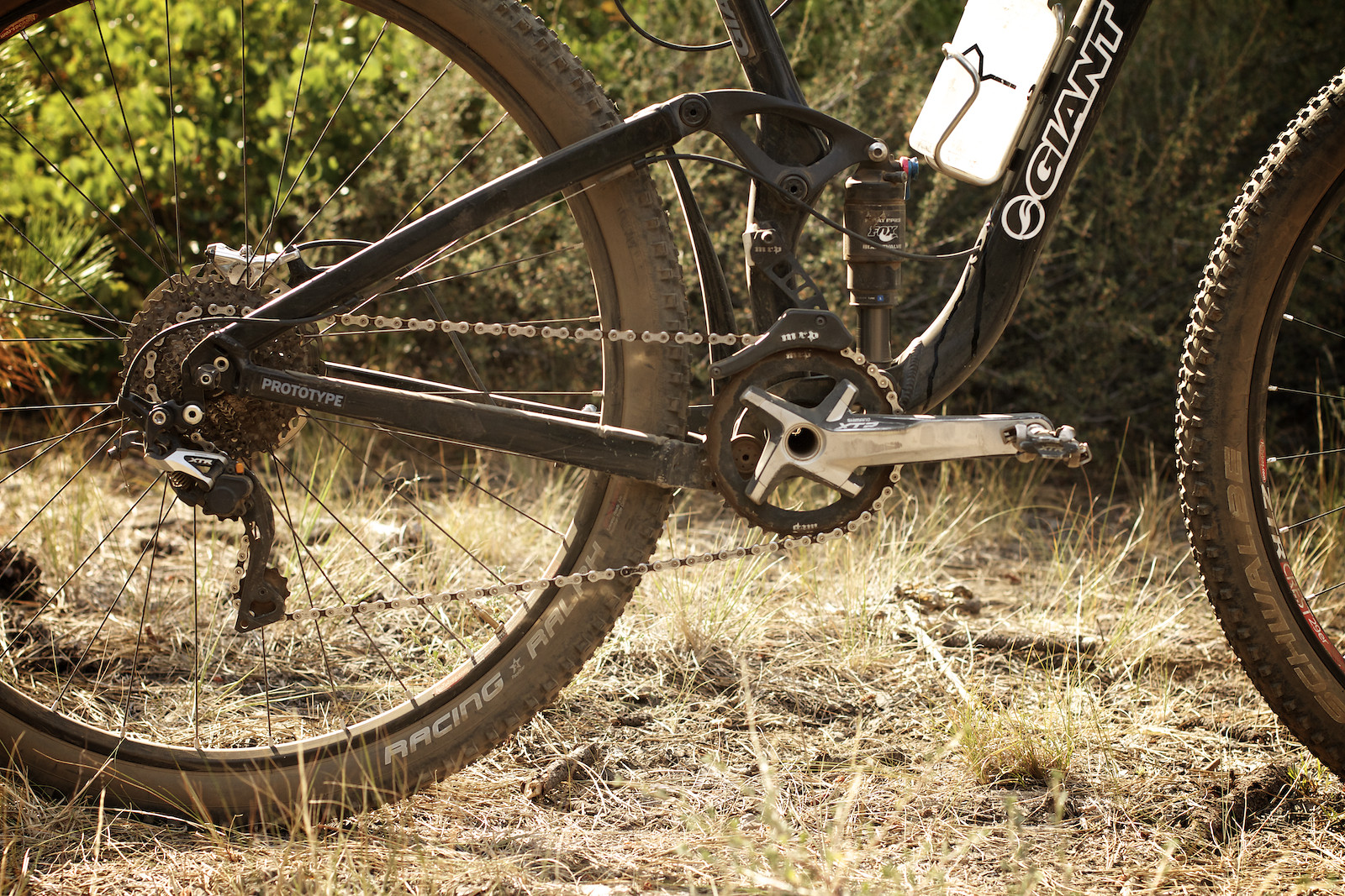 Full XTR on Adam Craig's Trance X 29er - corytepper.com - Mountain Biking Pictures - Vital MTB