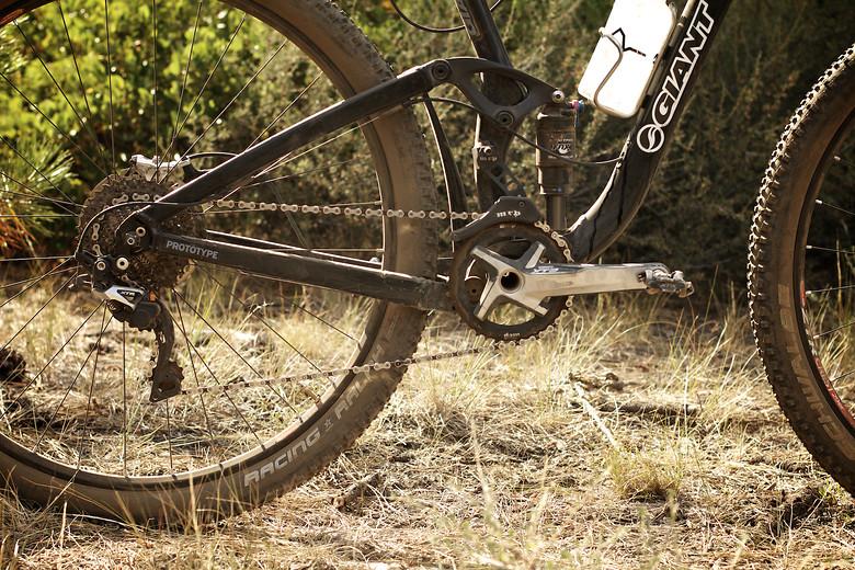 Full XTR on Adam Craig's Trance X 29er - corytepper.com - Mountain Biking Pictures - Vital MTB