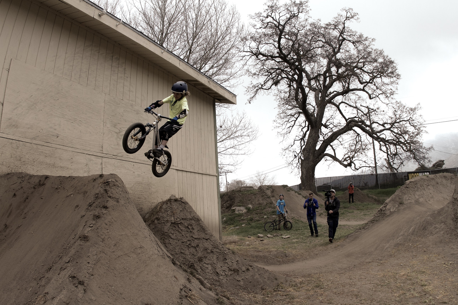 Jackson Goldstone Dirt Jumping at Woodward West During Super Session - corytepper.com - Mountain Biking Pictures - Vital MTB