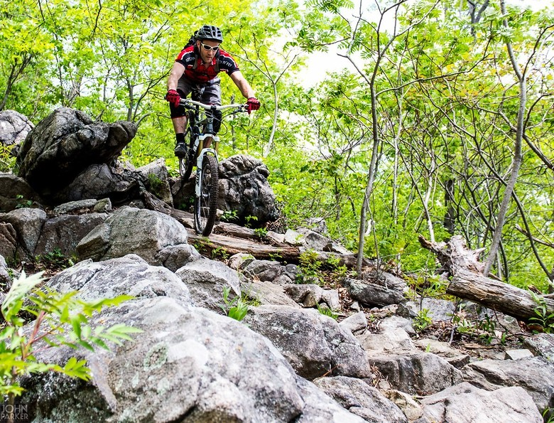 rocks - jparker - Mountain Biking Pictures - Vital MTB