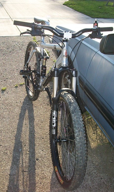 2005 Raleigh Phase 2 - CRMB_Rider - Mountain Biking Pictures - Vital MTB