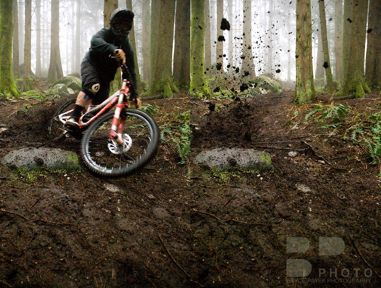 Entry & Exit - E.Wong - Mountain Biking Pictures - Vital MTB