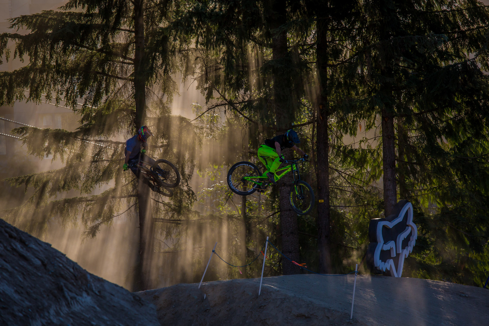 Whistler Light  - Malcolm Mclaws - Mountain Biking Pictures - Vital MTB