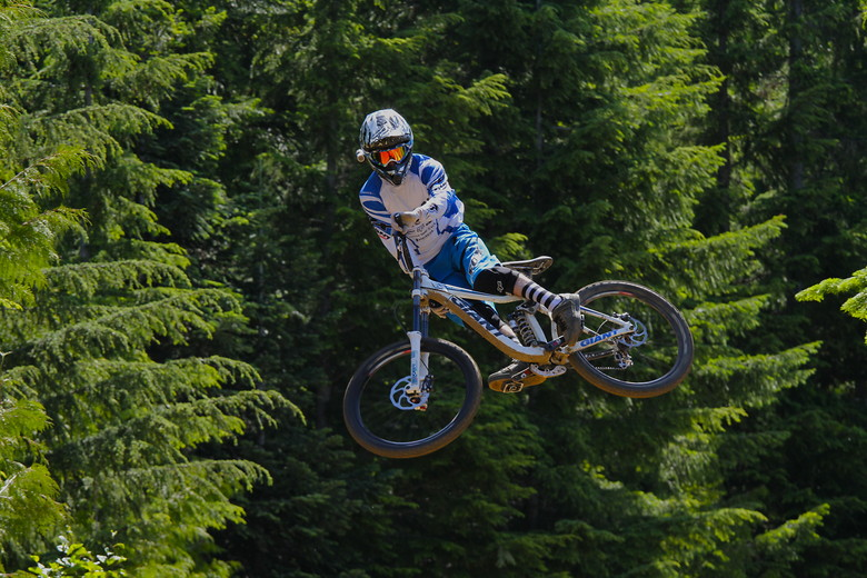 Danny Hart - Malcolm Mclaws - Mountain Biking Pictures - Vital MTB