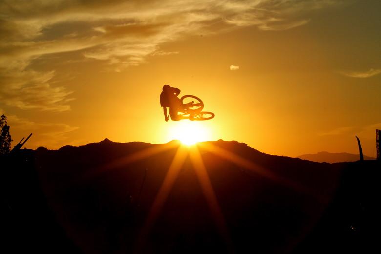 Geoff Gulevich - Malcolm Mclaws - Mountain Biking Pictures - Vital MTB