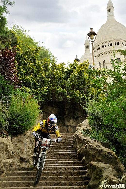 DownTown-Montmartre-09 - downhill911 - Mountain Biking Pictures - Vital MTB
