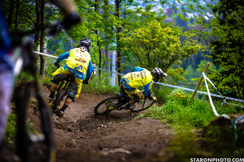iXS GERMAN DOWNHILL CUP - Piotr_Staro - Mountain Biking Pictures - Vital MTB