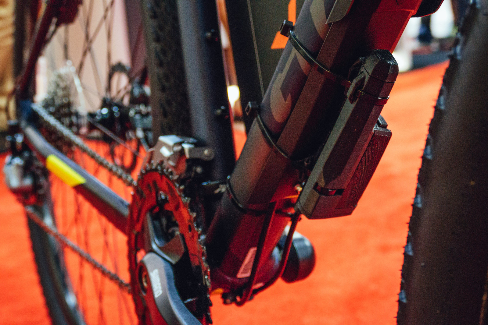 Give Any Bike Wireless Shifting with XShifter - INTERBIKE - 2017 Mountain Bike Components - Mountain Biking Pictures - Vital MTB