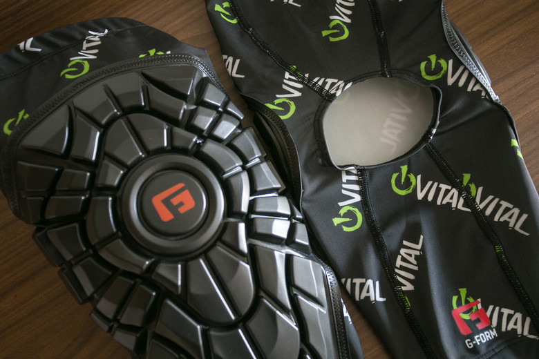 Form Pads and Body Protection - INTERBIKE - 2017 Mountain Bike ...