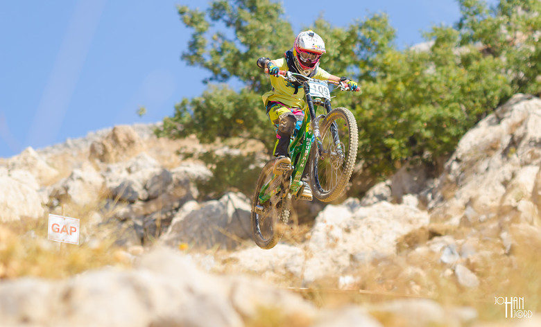 Welcome to Israel's DH Season Finale at Mount Hermon - iceman2058 - Mountain Biking Pictures - Vital MTB