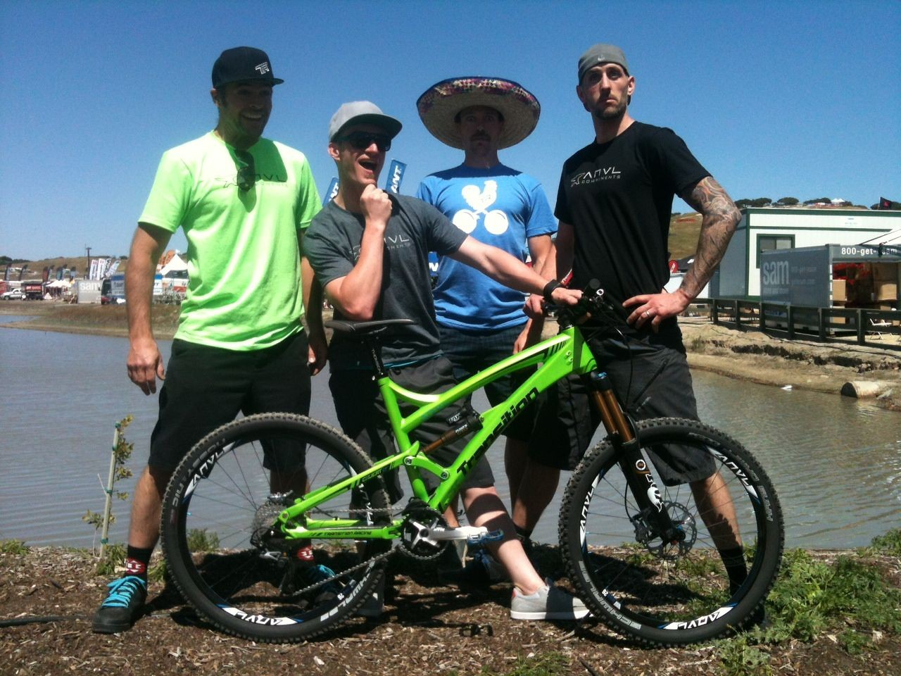 ANVL dudes - iceman2058 - Mountain Biking Pictures - Vital MTB