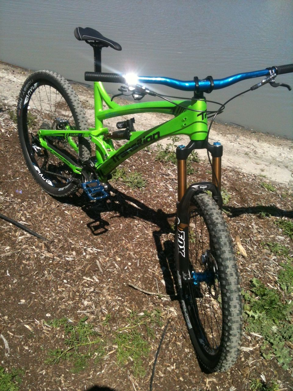 ANVL on bike - iceman2058 - Mountain Biking Pictures - Vital MTB
