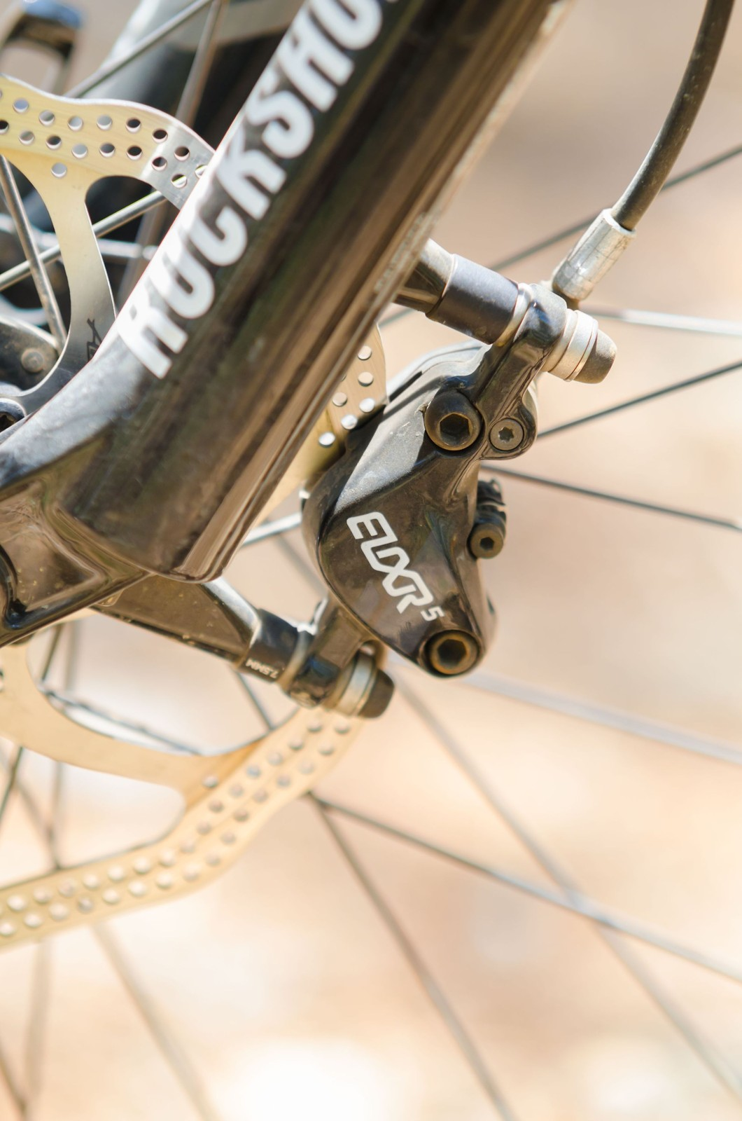 2013 Nukeproof Mega TR - Front brake - iceman2058 - Mountain Biking Pictures - Vital MTB