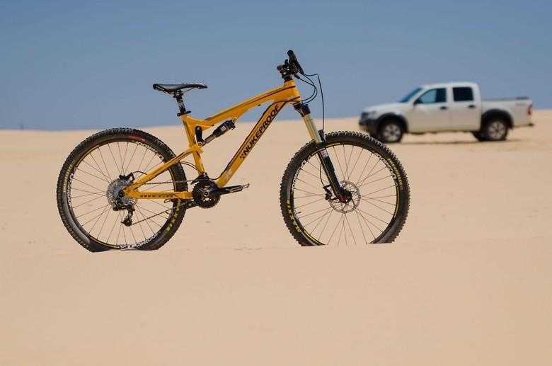2013 Nukeproof Mega TR - Desert - iceman2058 - Mountain Biking Pictures - Vital MTB