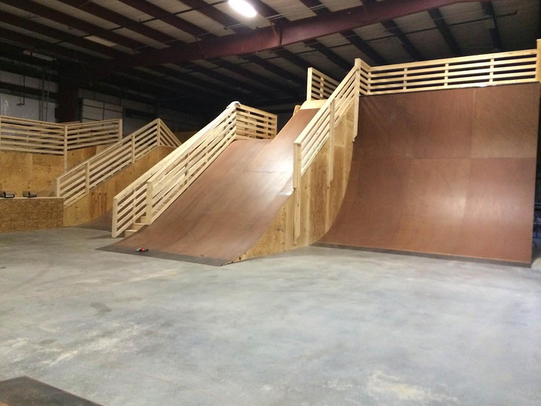 Daniel Dhers' Action Sports Complex Almost Ready, Adds New East Coast Ride Spot - iceman2058 - Mountain Biking Pictures - Vital MTB