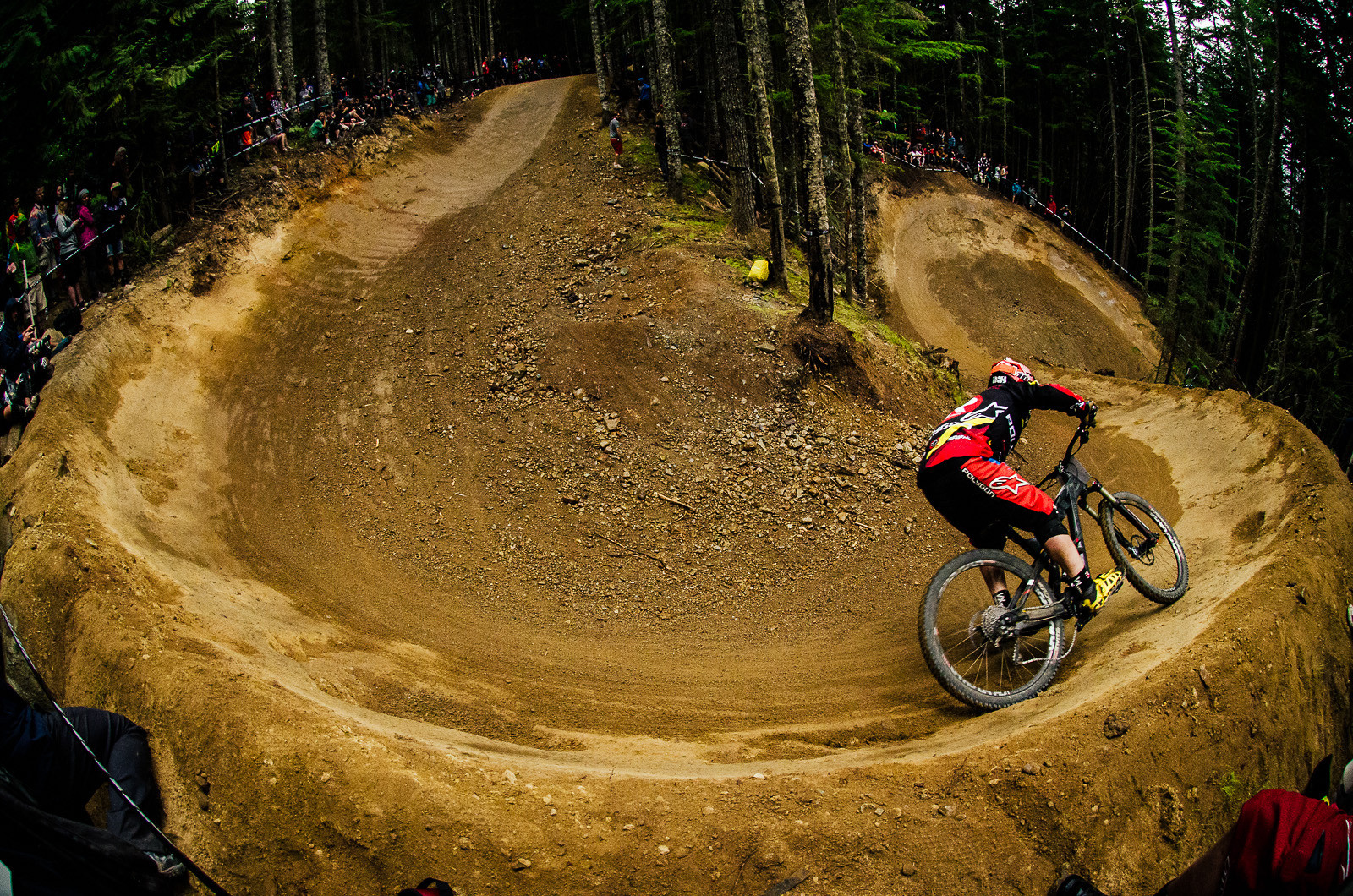 2014 Crankworx FOX Air DH - Berms, Berms, Berms - iceman2058 - Mountain Biking Pictures - Vital MTB