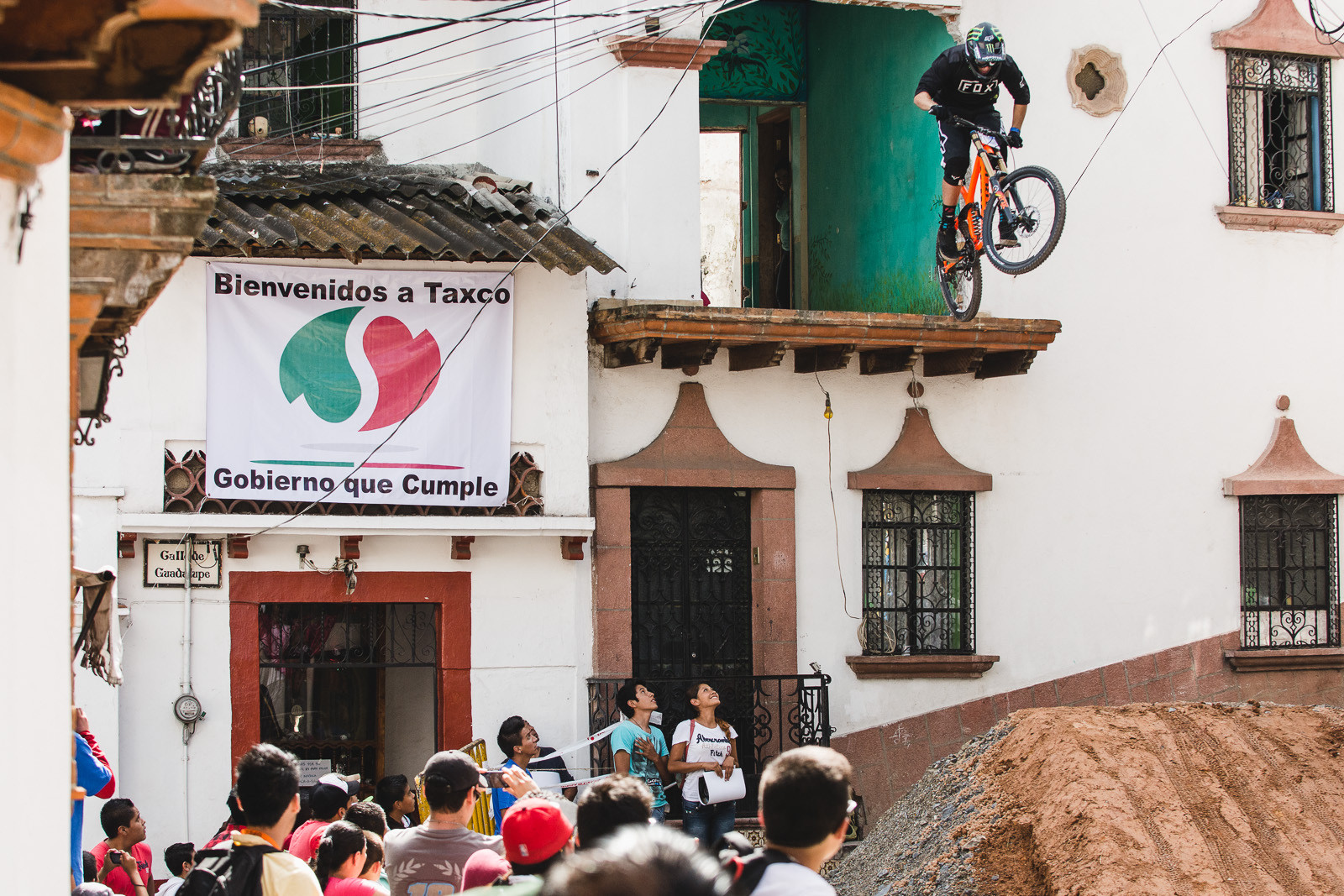 Brett Rheeder | Trek Session | Taxco