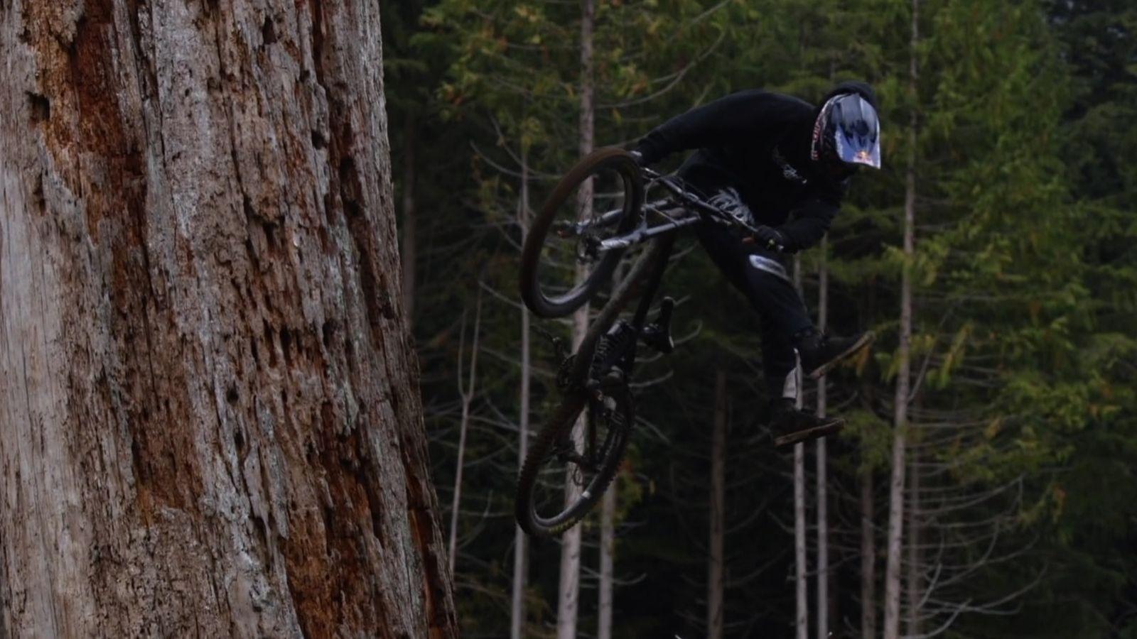 Drag Racing Helmets >> Negative Infinity | Brandon Semenuk - iceman2058 - Mountain Biking Videos - Vital MTB