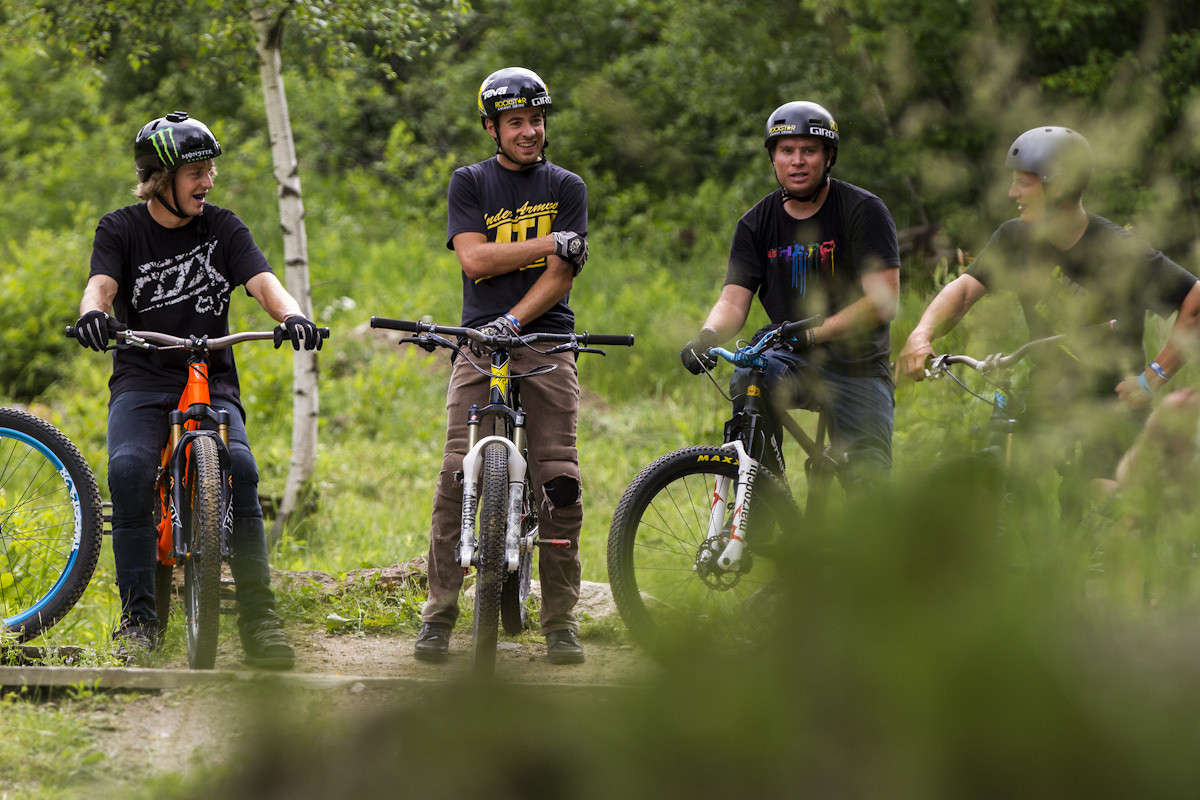 The boys are back - Highland Mountain Bike Park - Mountain Biking Pictures - Vital MTB