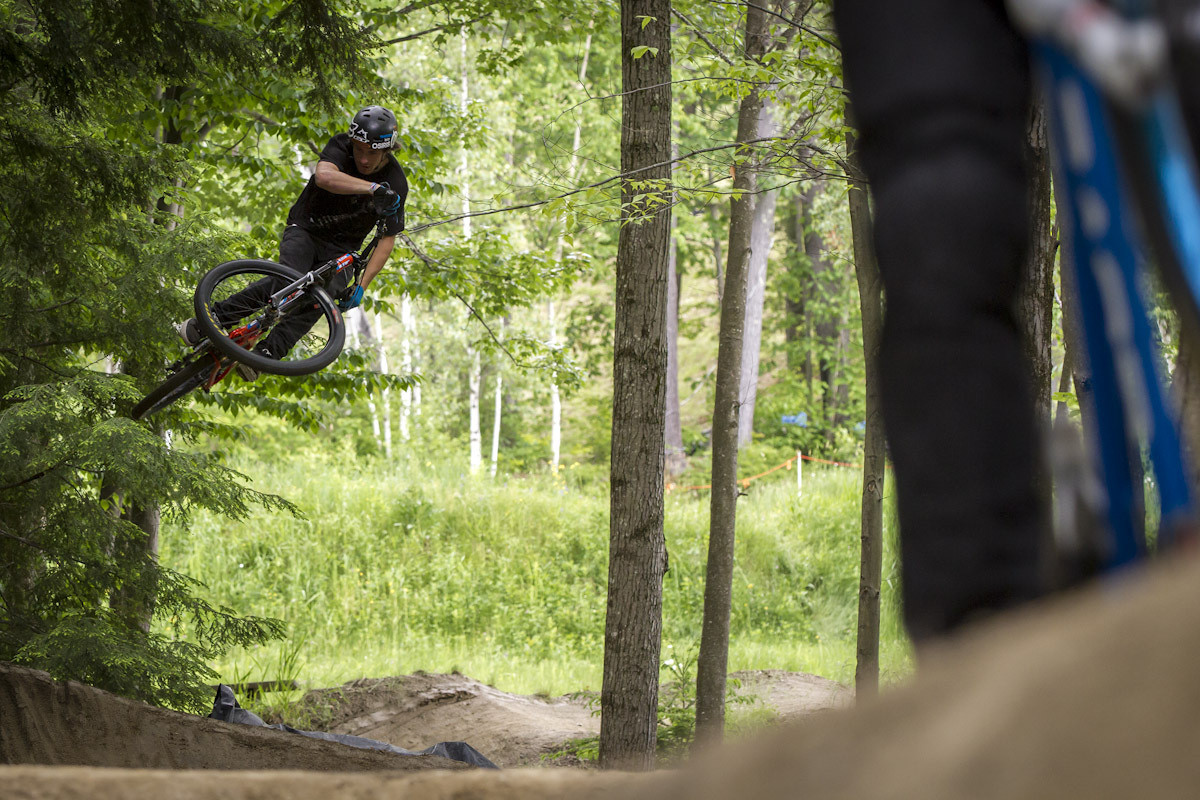 Tyler McCaul - Highland Mountain Bike Park - Mountain Biking Pictures - Vital MTB